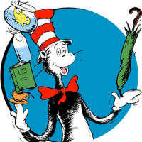 Grow your heart three sizes in one day: the art of Dr. Seuss