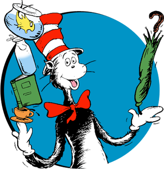 Cat In The Hat Downloadable Image